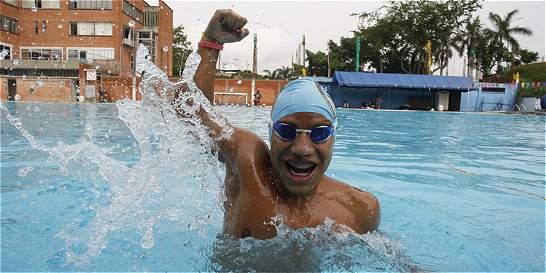 Carlos Daniel Serrano, nominado al mejor atleta paralímpico del mundo