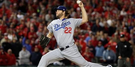 Cachorros y Dodgers dan inicio a la final de la Liga Nacional