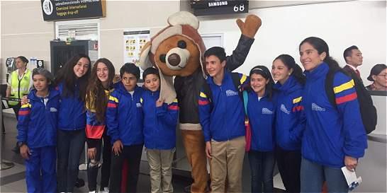 Buen botín colombiano en Latinoamericano de Esquí Náutico