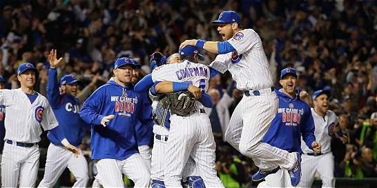 Cachorros derrotó a Dodgers y jugará la Serie Mundial