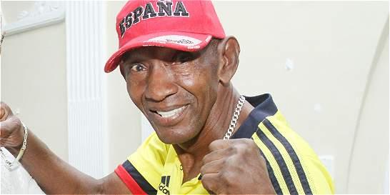 Homenaje a 'Kid Pambelé' por los 44 años de su título mundial