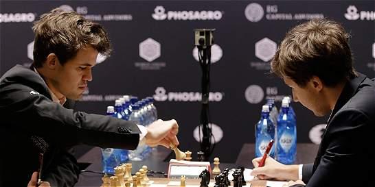 ¿El aburrido Mundial le da jaque al ajedrez?