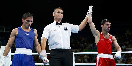 El boxeador colombiano Céiber Ávila sería bronce olímpico