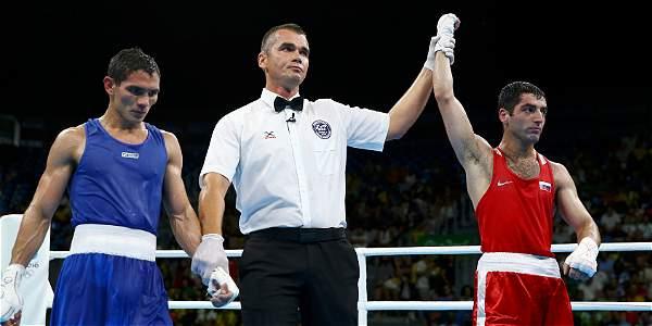 Boxeador ruso dio positivo en Río 2016 y Colombia ganaría otra medalla