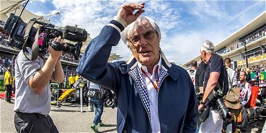 Ecclestone, el líder que transformó la Fórmula 1