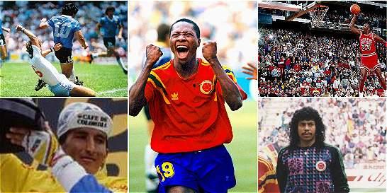 Recuerde algunos de los momentos icónicos del deporte