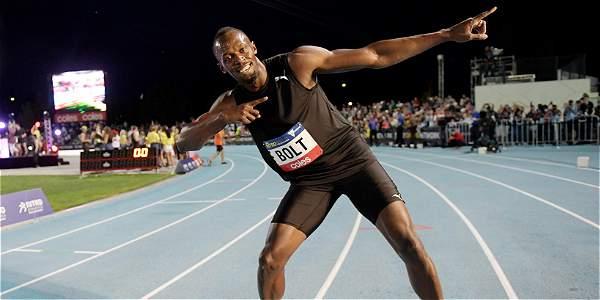 Bolt y Simone Biles, deportistas del año