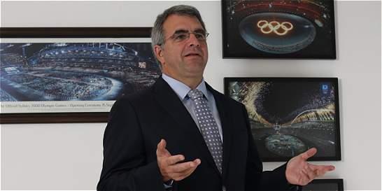 Medina y Mejía, lucha por presidencia del Comité Olímpico Colombiano
