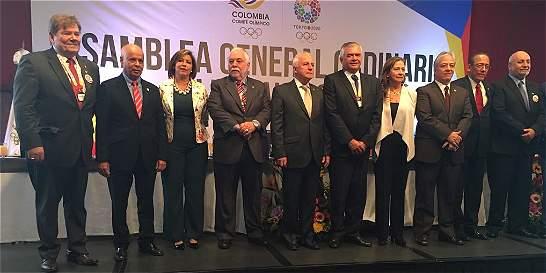 Baltazar Medina es reelegido presidente del COC