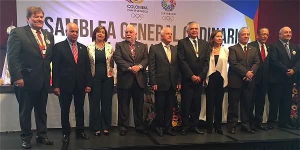 Nuevo Comité Ejecutivo del COC.