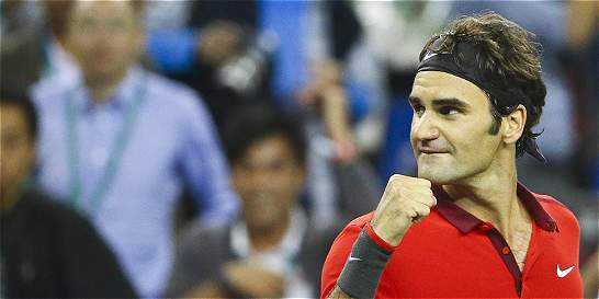 Federer - Shanghai '14 - eltiempo.com