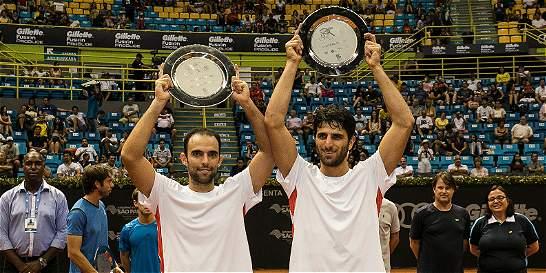 Juan Sebastián Cabal y Robert Farah: dos almas gemelas del tenis