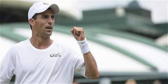 El colombiano Santiago Giraldo jugará el Abierto Mexicano de Tenis