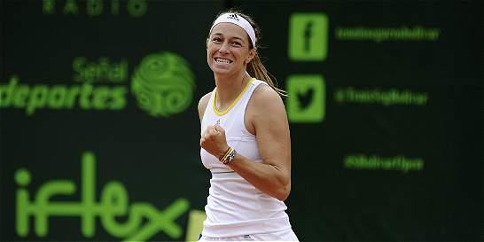 Duque avanzó a final del cuadro clasificatorio del WTA de Acapulco