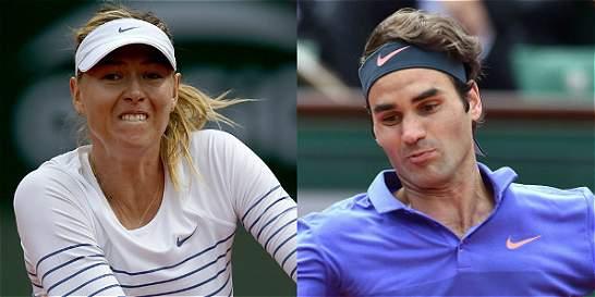 Federer le ganó a Dzumhur y sigue a octavos de final de Roland Garros