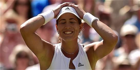 'Estar en la final de Wimbledon es como un sueño': Muguruza