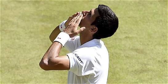 Federer y Djokovic repetirán final en Wimbledon