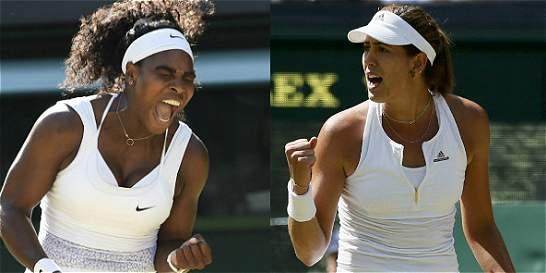 Serena-Muguruza: una final de Wimbledon que ya es histórica