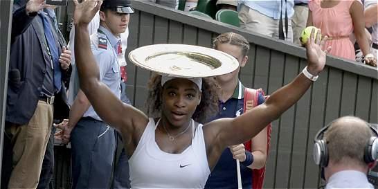 Serena es la reina de Wimbledon: ganó el título por sexta vez