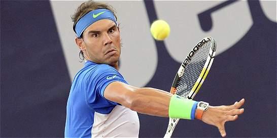 Rafael Nadal se reencontró con el triunfo en el torneo de Hamburgo