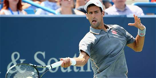 Novak Djokovic es el favorito para el Abierto de EE. UU.