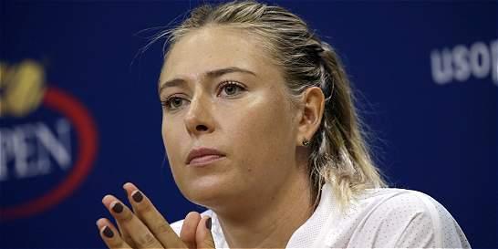 Sharapova hizo la maleta y se fue del US Open