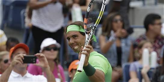 Nadal, octavo, único 'top-10' que no defenderá puntos en Nueva York