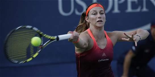 Histórico paso de Mariana Duque a la tercera ronda del US Open