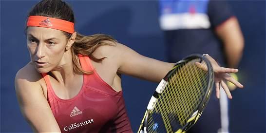 Roberta Vinci paró la aventura de Mariana Duque en el US Open