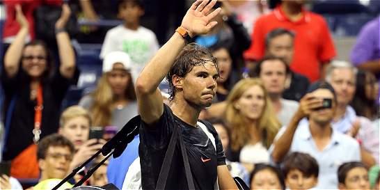 Nadal, eliminado en tercera ronda del US Open