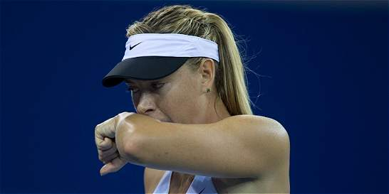 Sharapova se retiró y Mariana Duque, eliminada del WTA de Wuhan