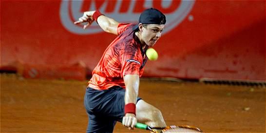 Alejandro González jugará la final del Open de Pereira