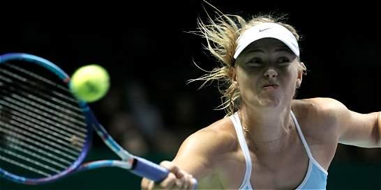 Sharapova y Radwanska, a las semifinales del Masters femenino