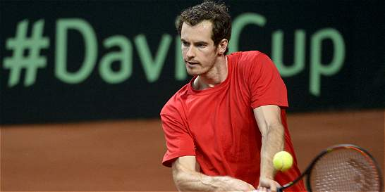 Murray, 'satisfecho' con medidas de seguridad de la final de la Davis