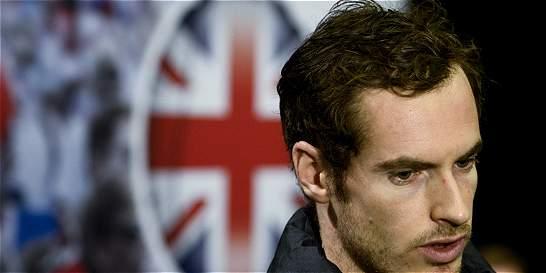 Murray confía en 'no dejar pasar la oportunidad' y ganar la Copa Davis