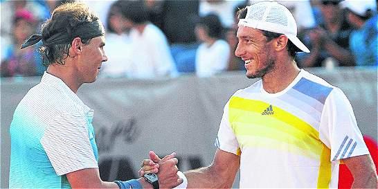 Juan Mónaco será el primer rival de Nadal en el ATP de Buenos Aires