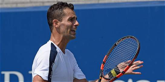 Santiago Giraldo, eliminado del ATP de Buenos Aires
