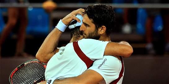 Cabal y Farah clasificaron a las semifinales del ATP 250 de Múnich