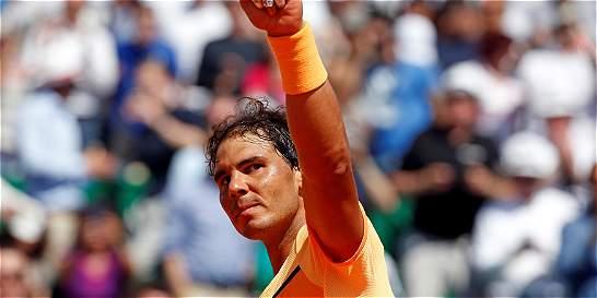 Nadal enfrentará a Murray en las semifinales de Montecarlo