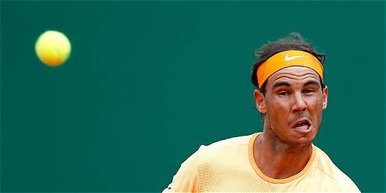 Nadal ganó 640 puntos, pero sigue de quinto en la ATP