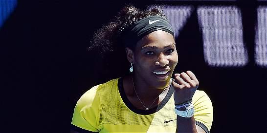 Serena Williams sigue al frente de la clasificación de la WTA
