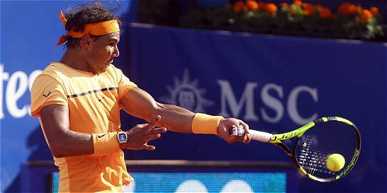Nadal vs. Nishikori, la final del torneo de Barcelona