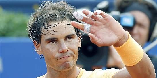 Luego de ganar en Barcelona, Nadal sigue de quinto en el escalafón
