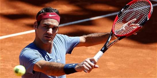 Roger Federer no jugará el Masters 1000 de Madrid