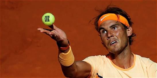 Nadal sigue con su racha de victorias en el Torneo de Madrid