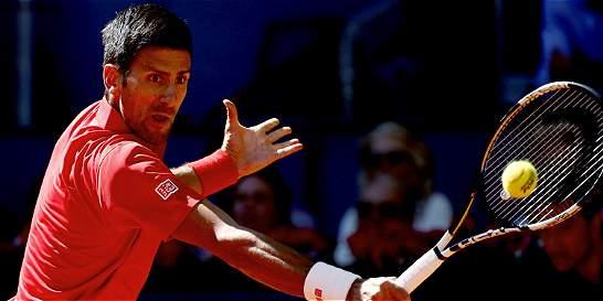 Djokovic y Nadal avanzaron a cuartos de final en Madrid