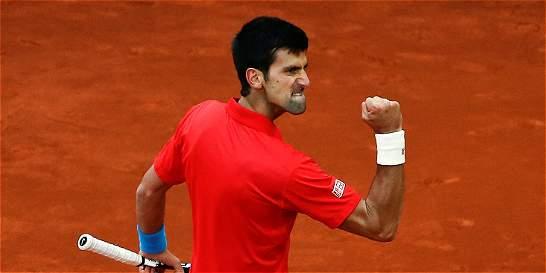 Novak Djokovic, cada vez más líder de la clasificación ATP