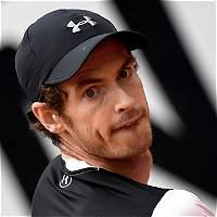 Wawrinka con dudas y Murray sólido avanzan en Roland Garros