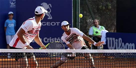 Cabal y Farah, a semifinales del ATP 250 de Niza