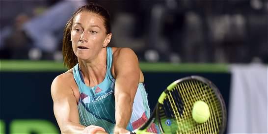 La colombiana Mariana Duque, a cuartos de final del WTA de Nuremberg